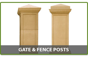 Gate & Fence Posts