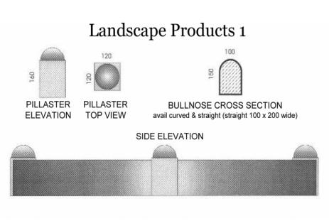 Landscape Products