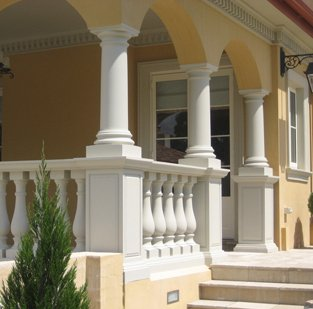 Porch columns manufacturer in Sydney