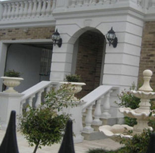 Stylish balustrades and Fencing
